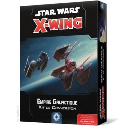 Star Wars X-Wing 2.0 - Galactic Empire Conversion Kit (En)