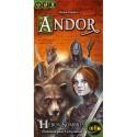 Andor - Héros Sombres - Extension 5-6 joueurs