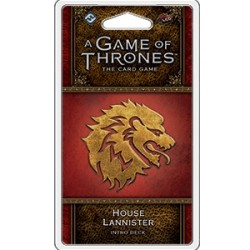 A Game of Thrones LCG, Second Edition - House Lannister Intro Deck