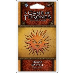A Game of Thrones LCG, Second Edition - House Martell Intro Deck