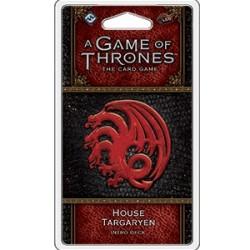 A Game of Thrones LCG, Second Edition - House Targaryen Intro Deck
