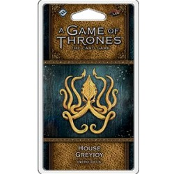 A Game of Thrones LCG, Second Edition - House Greyjoy Intro Deck