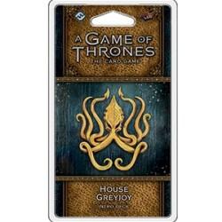 A Game of Thrones LCG, Second Edition - House Greyjoy Intro Deck