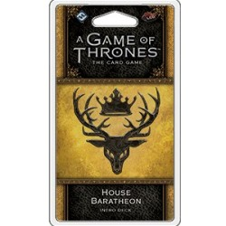A Game of Thrones LCG, Second Edition - House Baratheon Intro Deck
