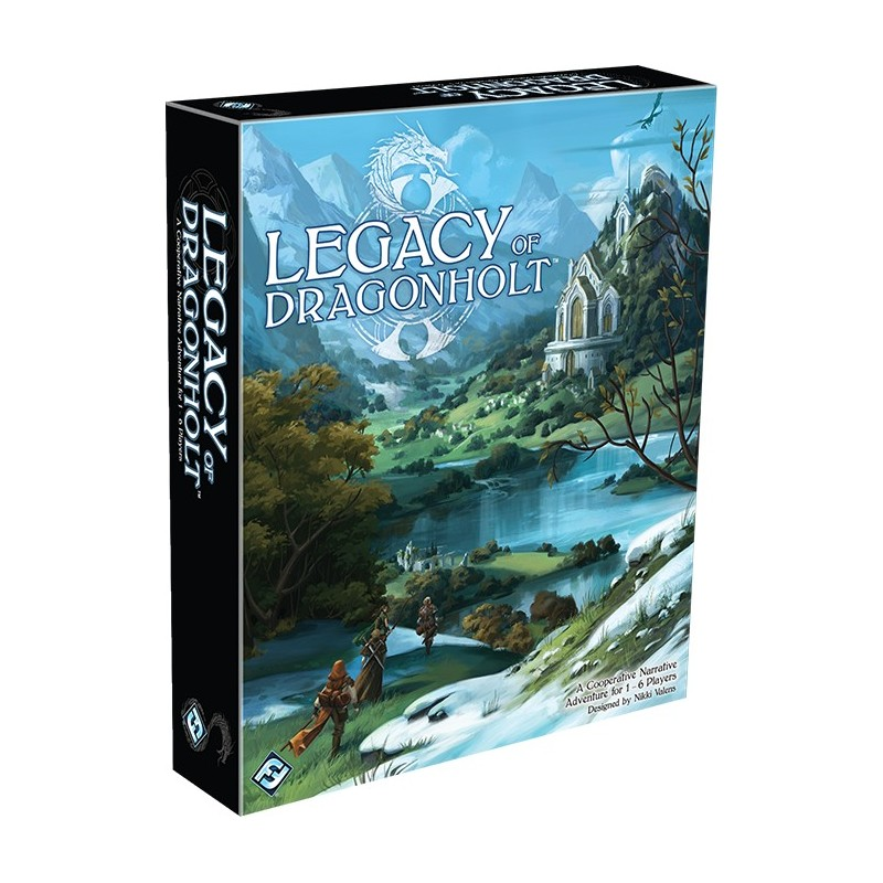Legacy of Dragonholt (En)
