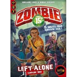 Zombie 15 - Ext. Left alone