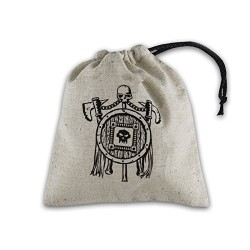 Dice Bag - Orc Shield