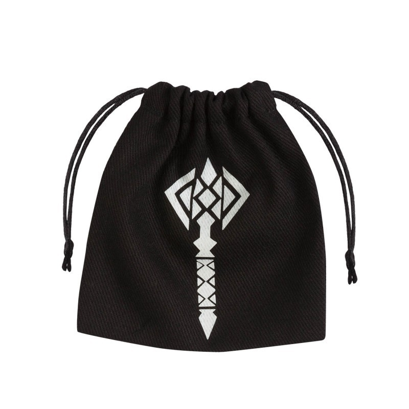 Dice Bag - Dwarven Axe
