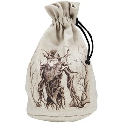 Dice Bag - Ent Forest