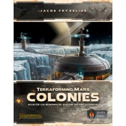 Terraforming Mars - Colonies (Fr)