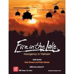 Fire in the Lake - COIN Series Volume 4