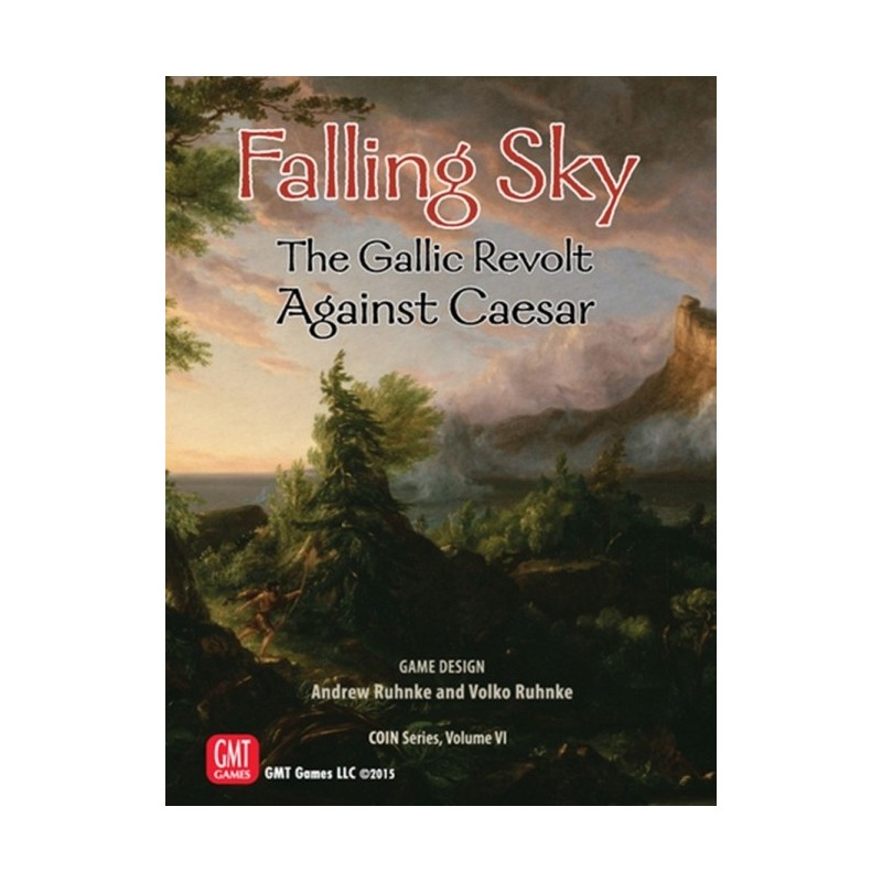 Falling Sky - COIN Series Volume 6