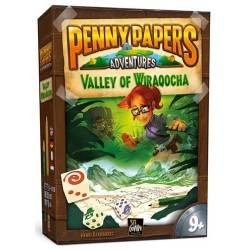 PennyPapers Adventures Valley of Wiraqocha