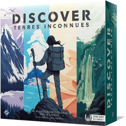 Discover Terres Inconnues