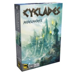 Cyclades - Monuments