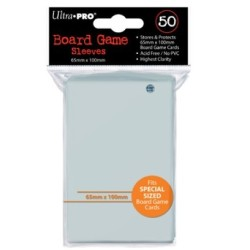 Ultra Pro Board Game Sleeves 65 x 100 mm (50)