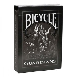 Carte à jouer - Bicycle Guardians 54 cartes