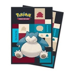 Sleeve Pokemon Ronflex Ultra Pro (65)