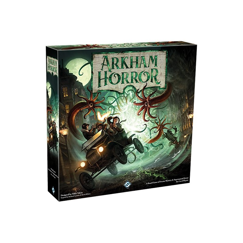 Arkham Horror The Board Game 3rd edition