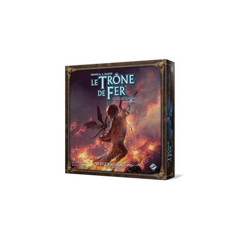 Le Trône de Fer : Le jeu de plateau 2ème édition - Mère des Dragons