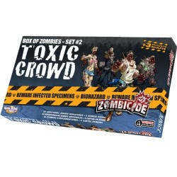 Zombicide Box of Zombies Set 2 : Toxic Crowd