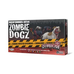 Zombicide Box of Zombies Set 5 : Zombie Dogz