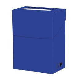 Deck Box - Bleu Océan / Solid Blue