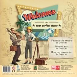 Welcome - Feuille de marque et Goodies