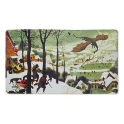 Tapis de jeu - Dragon Shield Playmat - Hunters in the Snow