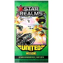 Star Realms - United - Missions