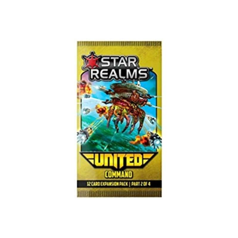 Star Realms - United - Héros
