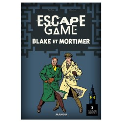 Escape Game - Blake et Mortimer (Livre)