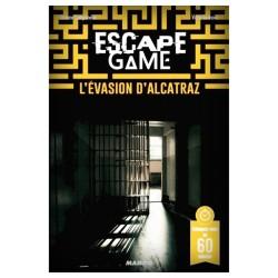 Escape Game - L'évasion d'Alcatraz (Livre)