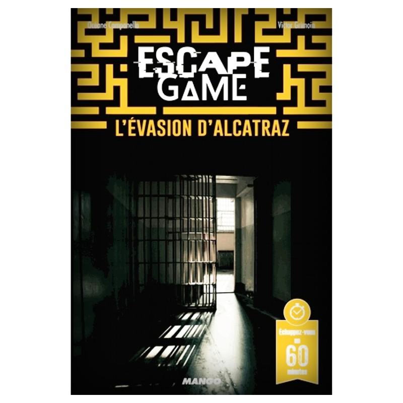 Escape Game L Evasion D Alcatraz Livre Au Paradis Du Jeu