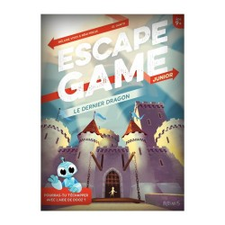 Escape Game Junior - Le Dernier Dragon (Livre)