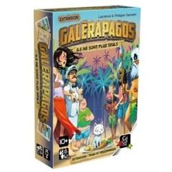 Galerapagos - Ils ne sont plus seuls
