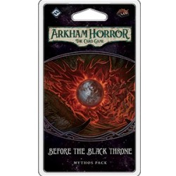 Arkham Horror LCG - Before the Black Throne