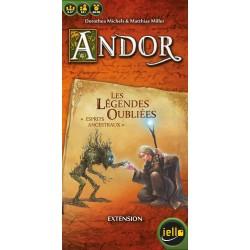 """Andor - Les Légendes Oubliées """"Esprits Ancestraux"""""""