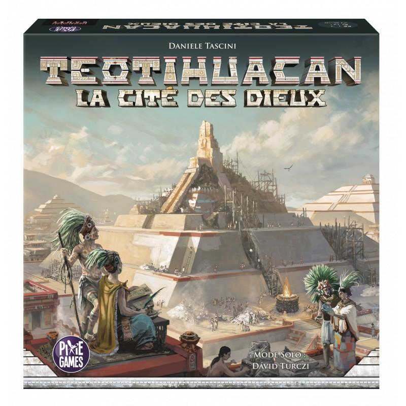 Teotihuacan La cité des Dieux