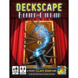 Deckscape Behind the Curtain