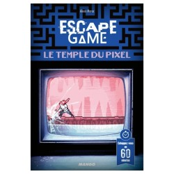 Escape Game - Le Temple du Pixel