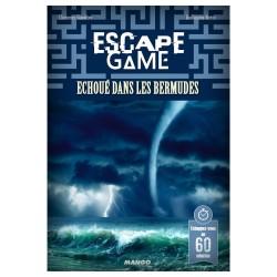 Escape Game - Echoué dans les Bermudes (Livre)