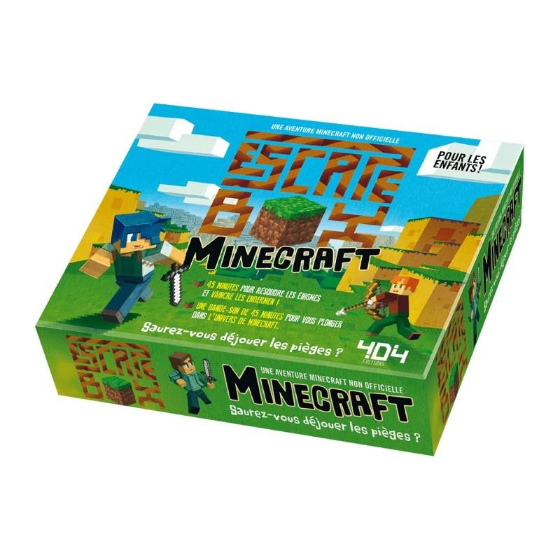 Escape Box Minecraft