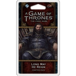 A Game of Thrones LCG, Second Edition - Long May He Reign