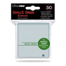 Ultra Pro Board Game Sleeves 69 x 69 mm (50)