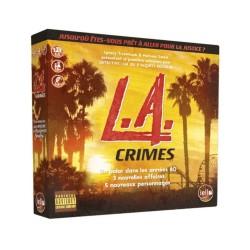 Detective un jeu d'enquête moderne - L.A. Crimes