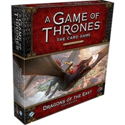 A Game of Thrones LCG, Second Edition - Dragons of the East