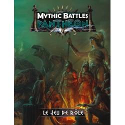 Mythic Battles Pantheon - Le jeu de rôle