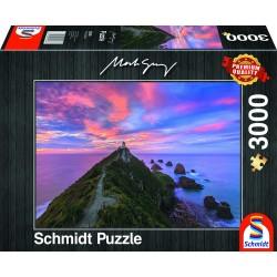 Puzzle - La maison sur le lac - 1500 pièces