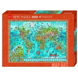 Puzzle 2'000 pièces - Make a wish